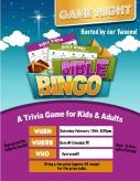 bible bingo poster